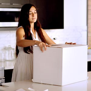 How to start your wedding dress preservation cleaning and for Wedding dress cleaned and boxed