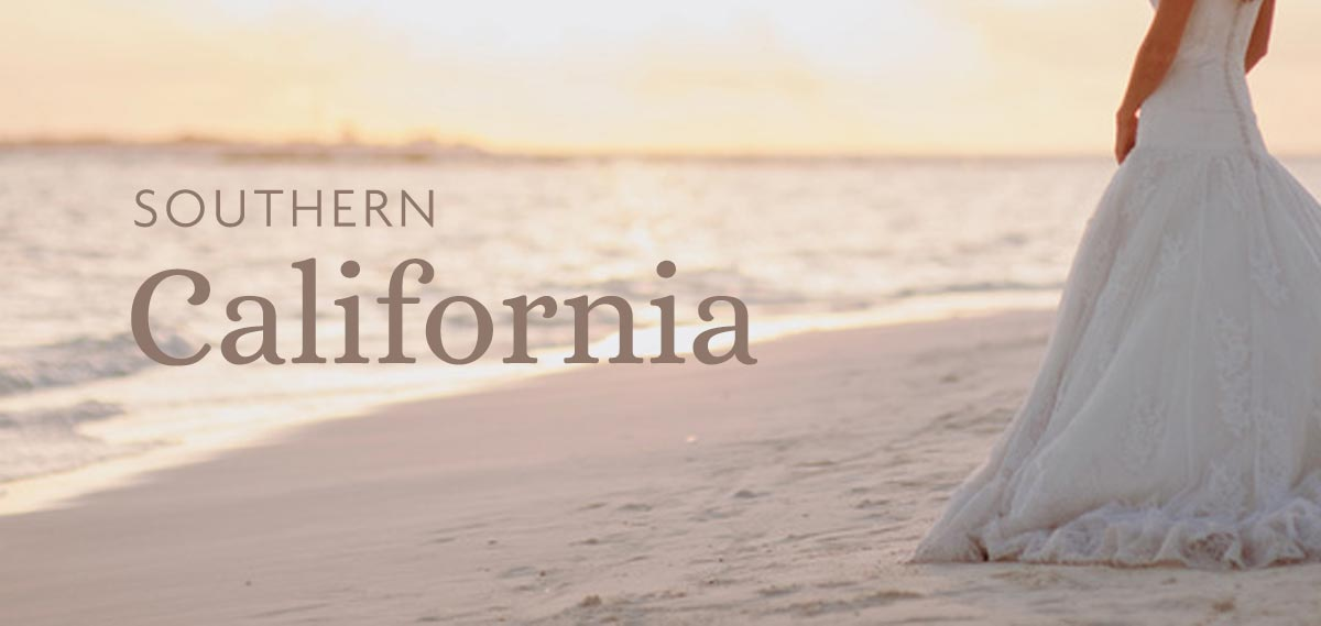 Southern California Bridal Dress Cleaning