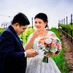 Oliver Tolentino Wedding Dress Preservation