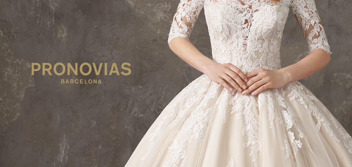 Pronovias Wedding Dress Cleaning