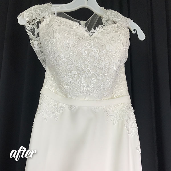 Wedding Gown Cleaning: Ellis Bridal Wedding Dress Cleaning And Preservation